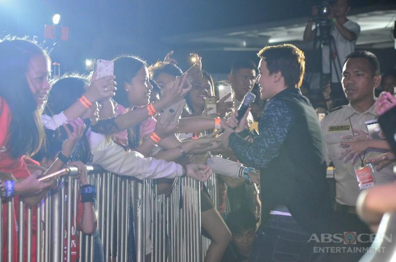 IN PHOTOS: MayWard, pinakilig ang solid Kapamilya fans sa Bida Kapamilya Thank You sa EK