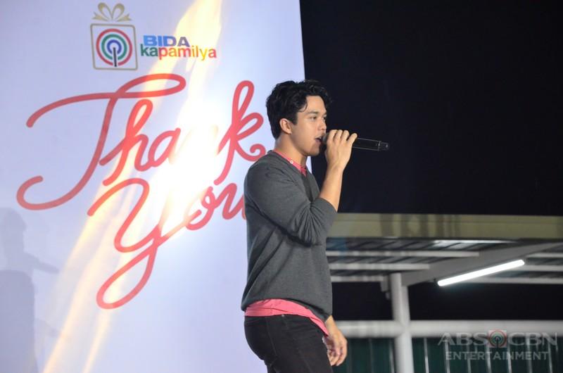 PHOTOS: ElNella, nagpakilig sa Bida Kapamilya Thank You