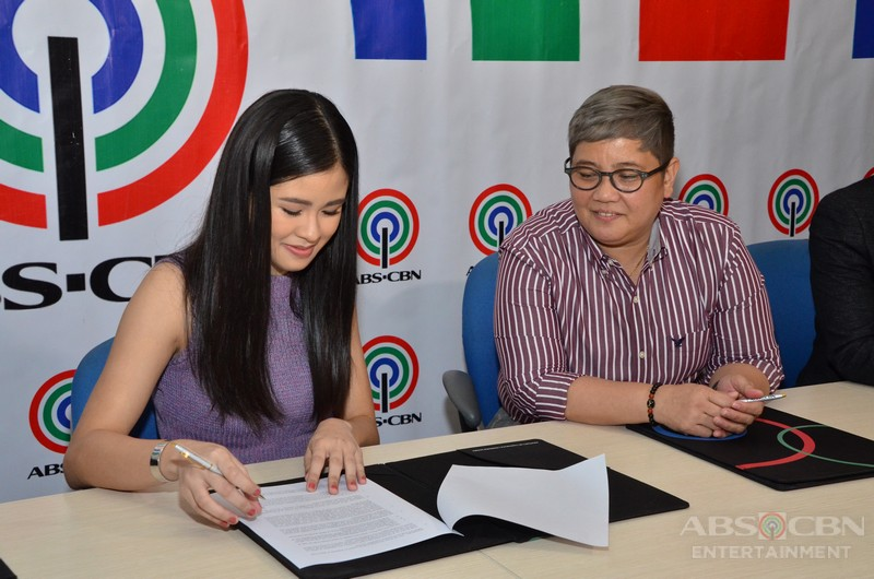 Kisses Delavin signs an exclusive contract with Star Music