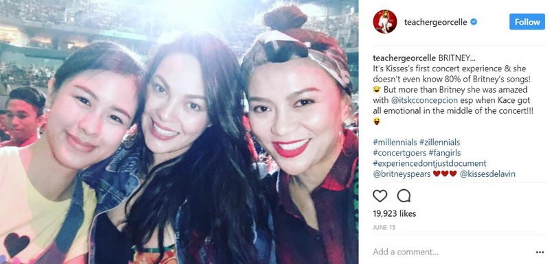 LOOK: Kisses Delavin and KC Concepcion show some sisterly love in these 20 photos!