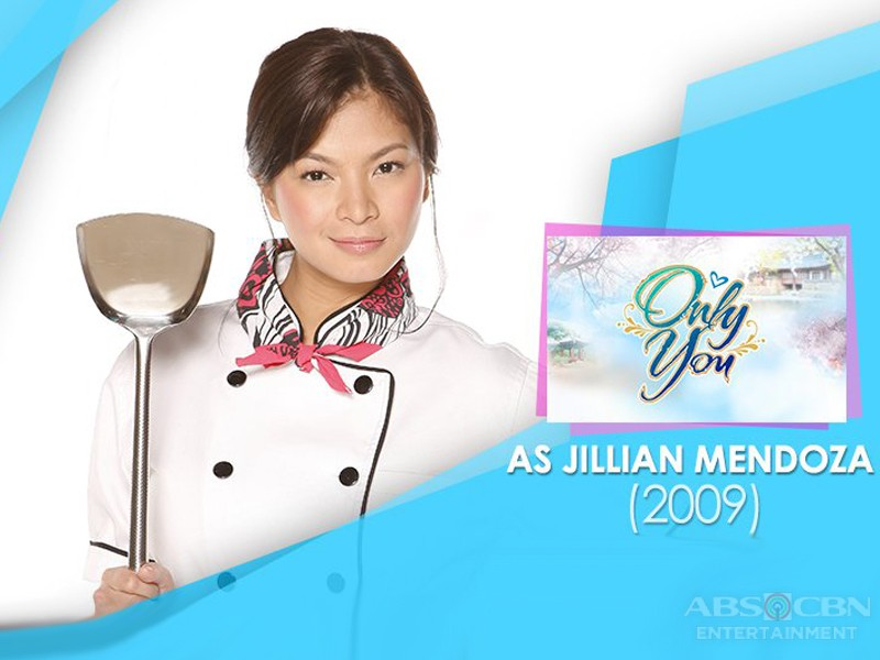 Throwback: Angel Locsin as Jilian in Only You (2009)