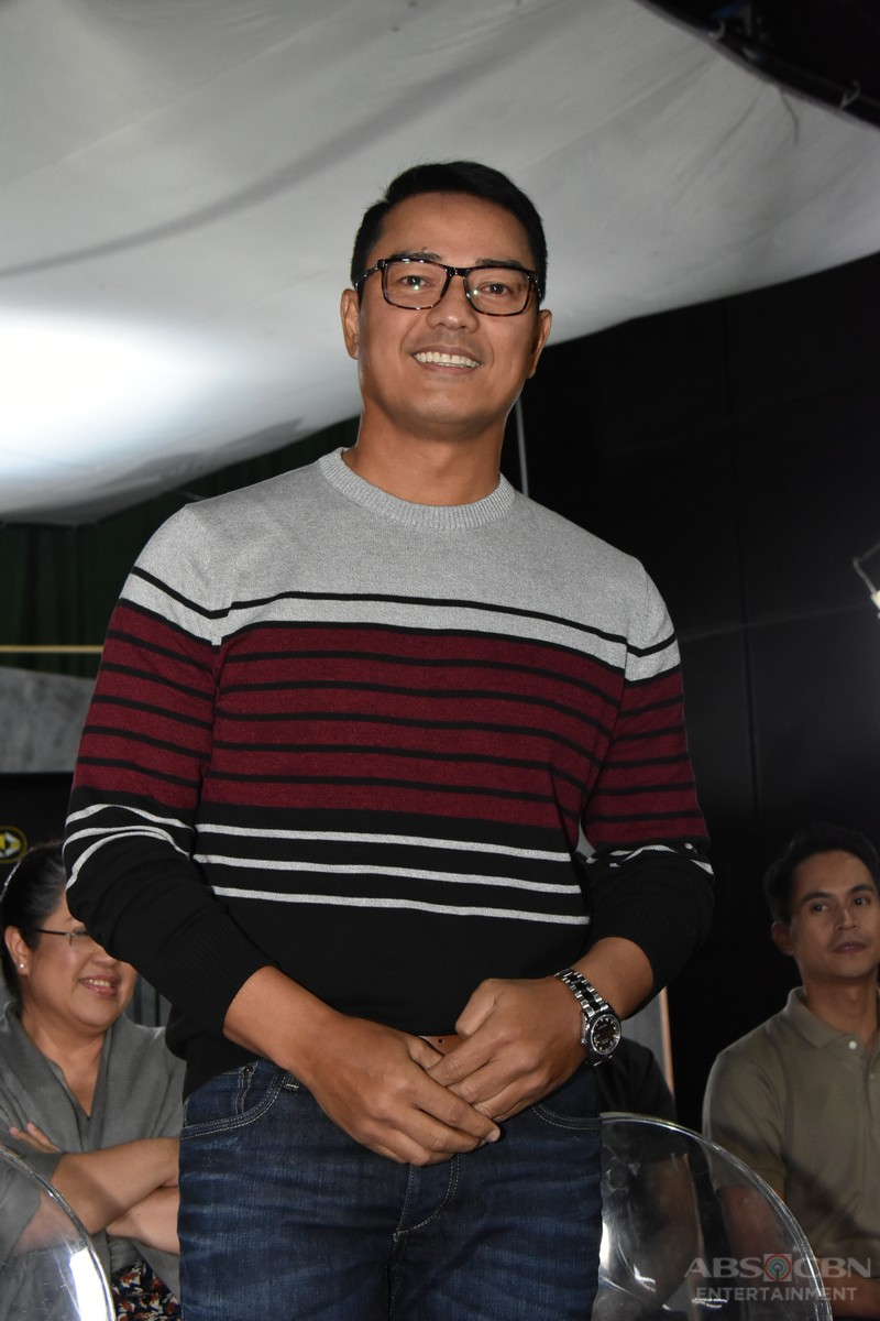 PHOTOS: Sylvia, Arjo team up for new ABS-CBN teleserye