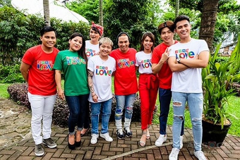 ABS-CBN's Just Love Ngayong Christmas Station ID celebrates Filipinos' loving nature