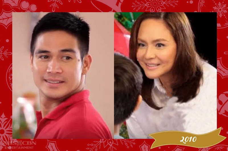 First and last Kapamilya celebrities we see on ABS-CBN's Christmas station IDs through the years