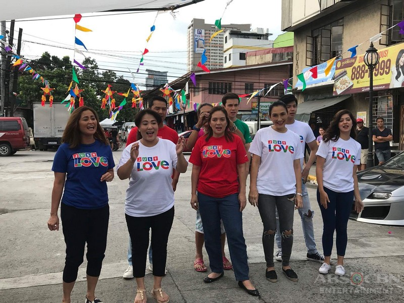 ABS-CBN Christmas SID 2017 PHOTOS: Just Love Ngayong Christmas with Hanggang Saan stars