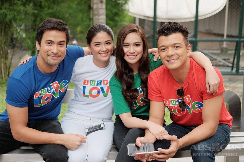 ABS-CBN Christmas SID 2017: Just Love Ngayong Christmas with Love Will Lead You Back Family