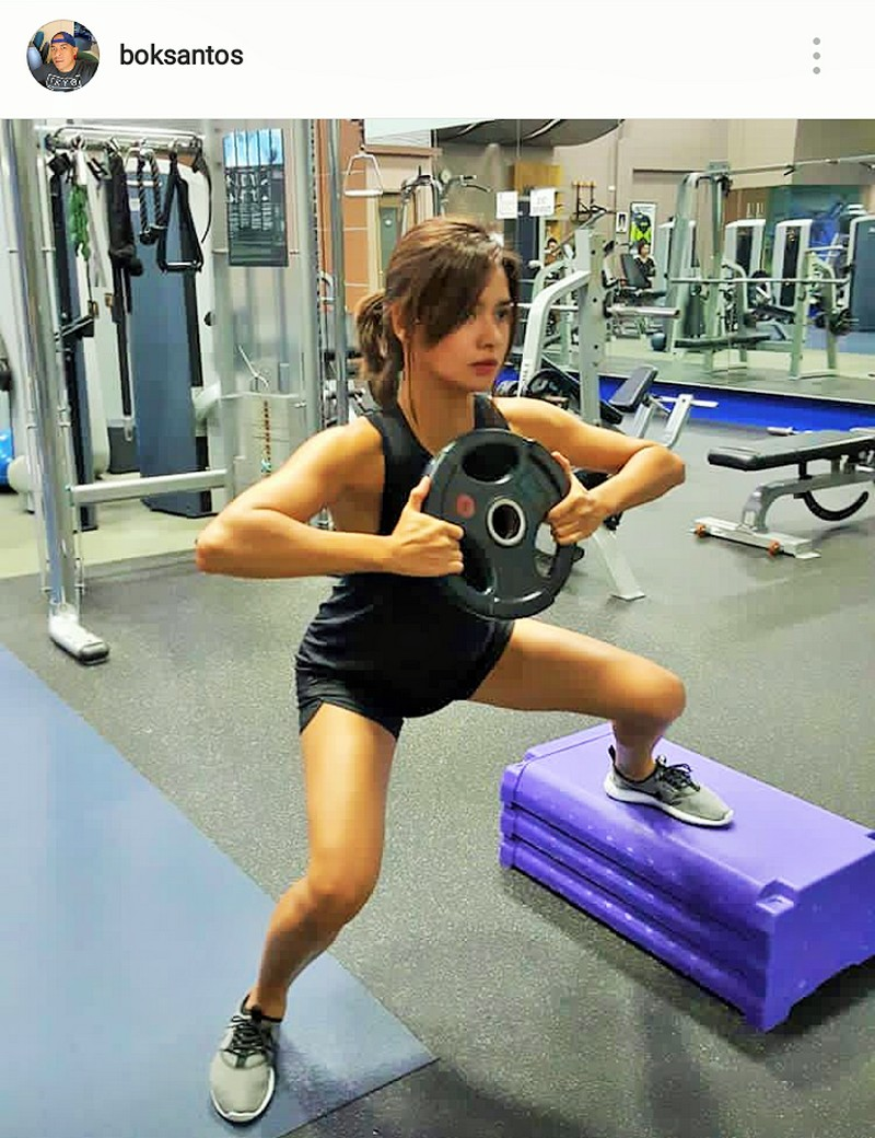 LOOK: 42 Workout photos of celebrities that will inspire you to get fit!