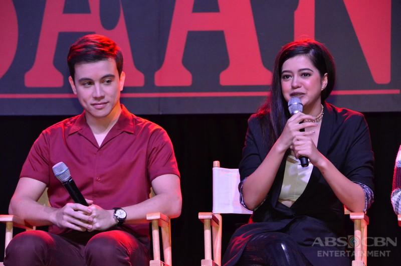 PHOTOS: Hanggang Saan Grand Presscon