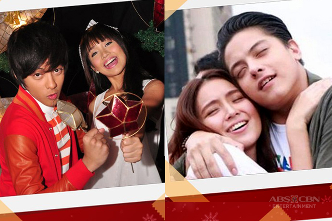 KathNiel inspires us with messages of love in ABS-CBN Christmas SIDs through the years