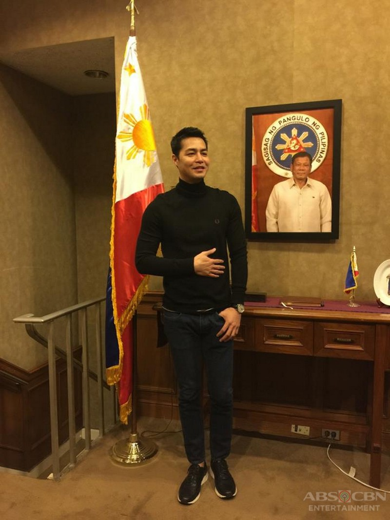 Zanjoe, excited to represent the Philippines in the 2017 iEmmys