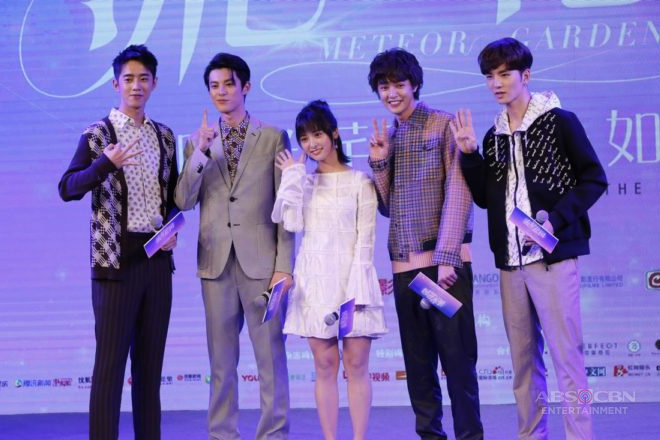 ABS-CBN to air China's remake of Meteor Garden