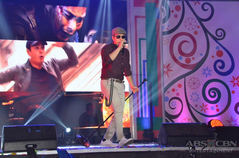 PHOTOS: Ang Panday star Coco Martin at the Just Love: The ABS-CBN Trade Event