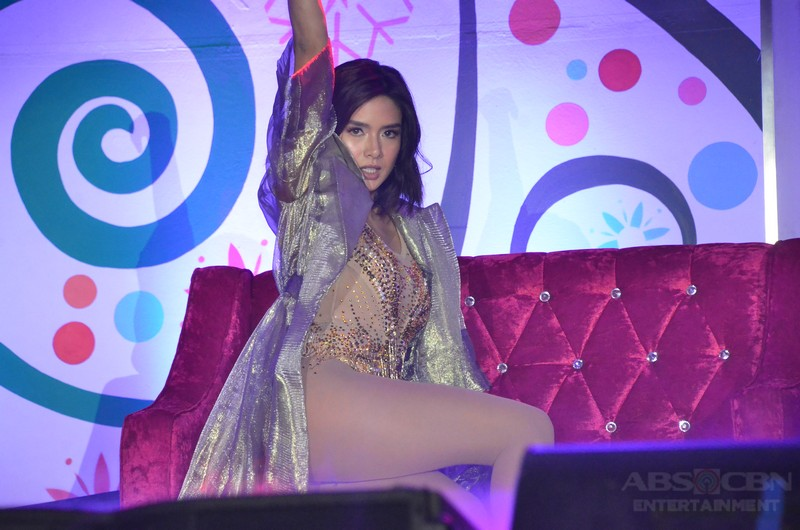 Just Love: The ABS-CBN Trade Event PHOTOS: Erich, Enchong and Ejay in sizzling hot prod number