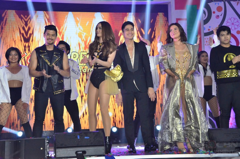 PHOTOS: No Ordinary Love cast at the Just Love: The ABS-CBN Trade Event