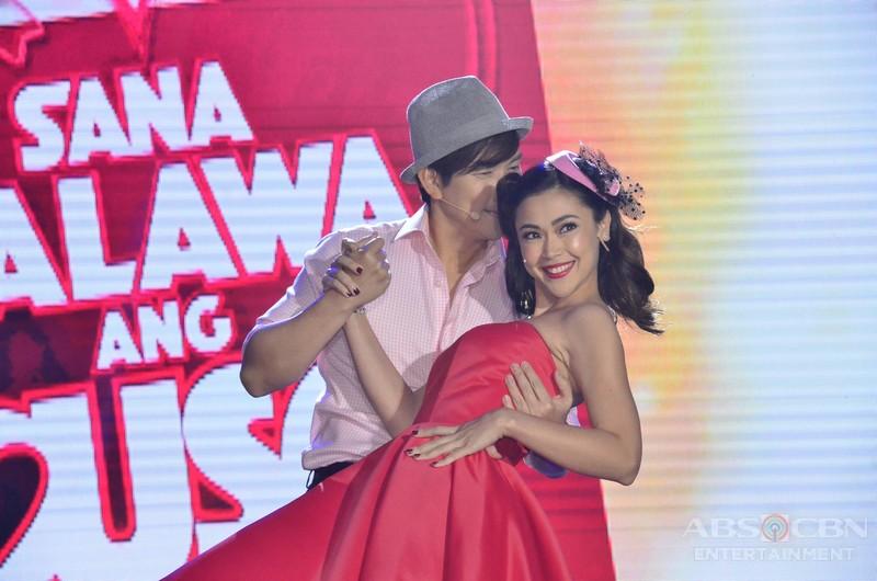 Just Love: The ABS-CBN Trade Event PHOTOS: Jodi and Richard reunite in Sana Dalawa Ang Puso