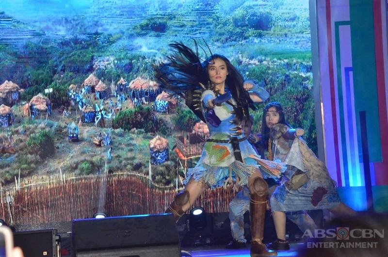 Look: Liza Soberano as fierce warrior in Bagani