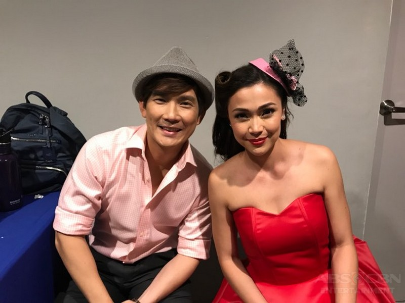 Just Love: The ABS-CBN Trade Event Backstage photos