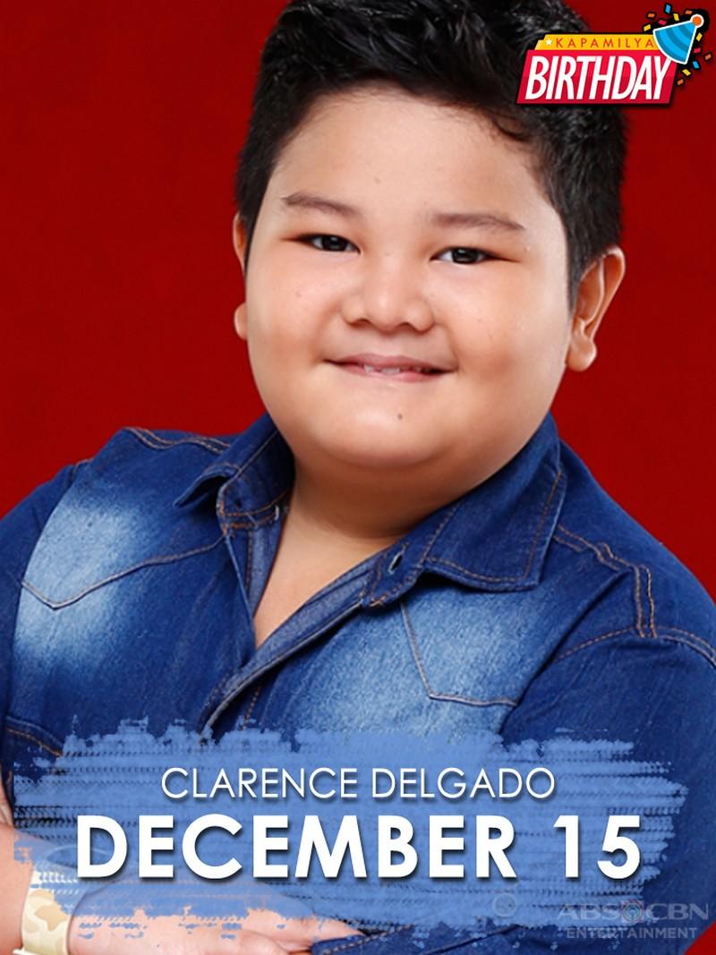 Kapamilya celebrities born in December