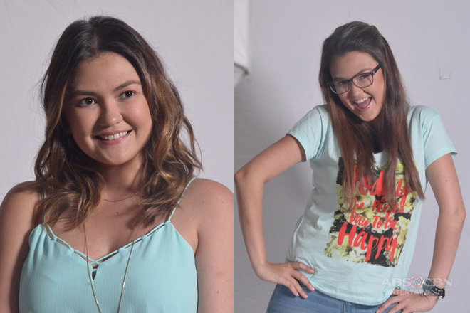 Playhouse Look Test with Angelica Panganiban