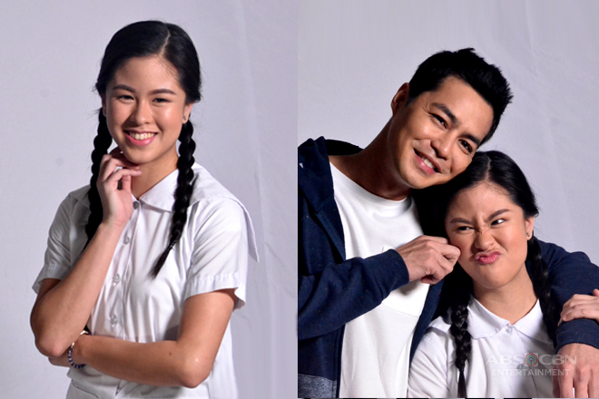 Playhouse Look Test with Kisses Delavin