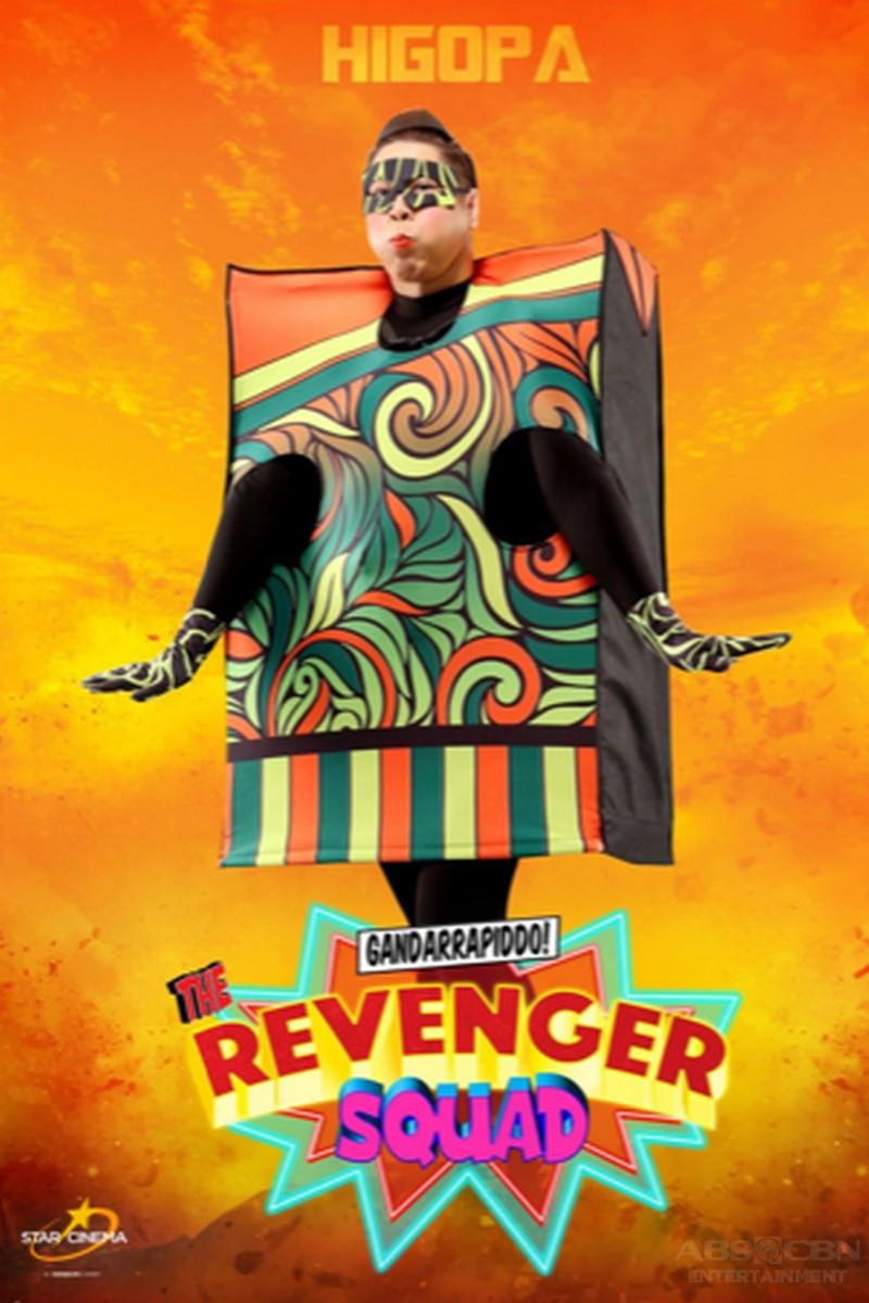 LOOK: The Revenger Squad Publicity Photos