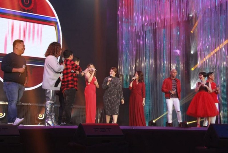 Kapamilya stars honor importance of love in 2017 ABS-CBN Christmas special