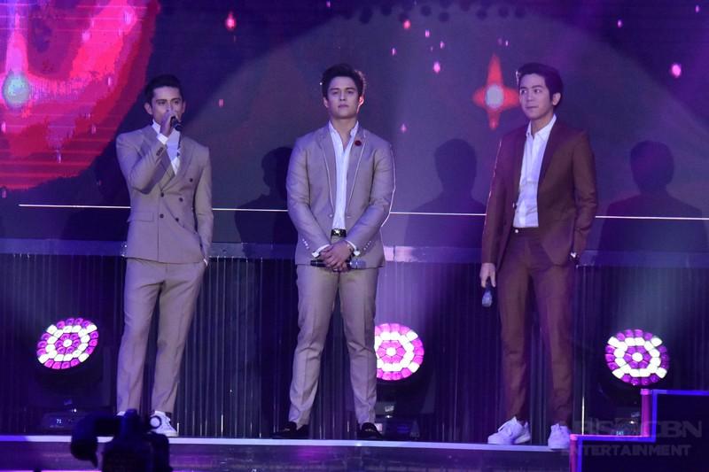 PHOTOS: Kapamilya heartthobs, nagpasaya at nagpakilig sa Just Love: The ABS-CBN Christmas Special