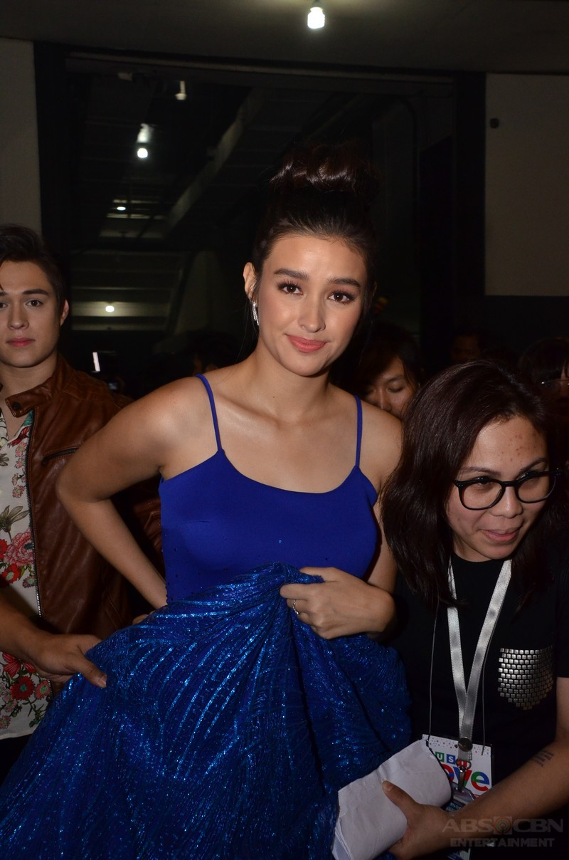 Just Love: The ABS-CBN Christmas Special Backstage photos
