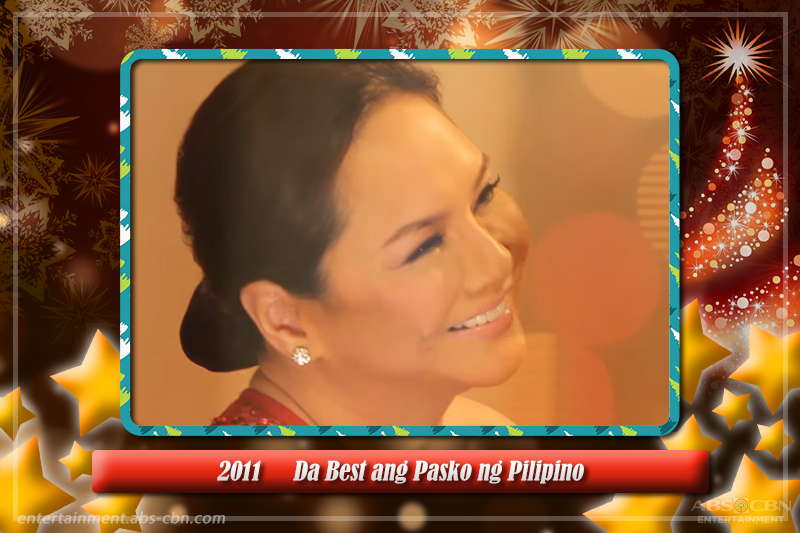 Charo Santos-Concio delivers the Yuletide message best on ABS-CBN Christmas station IDs