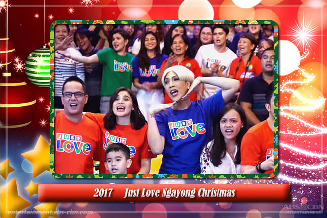Vice Ganda continues to be 'Unkabogable' in his ABS-CBN Christmas station ID appearances