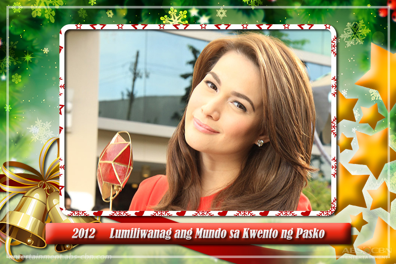 Bea Alonzo's presence in ABS-CBN Christmas station IDs depicts stellar rise in showbiz