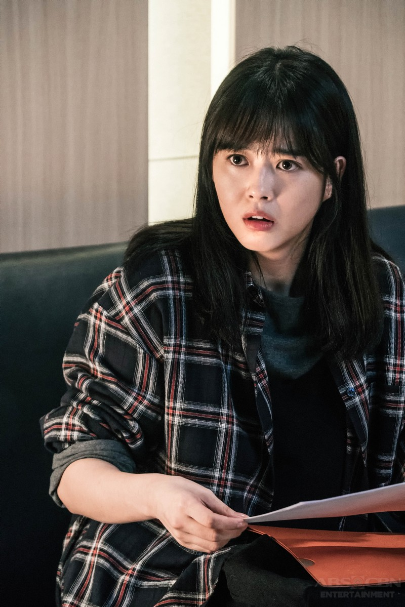 """Get to know Go Ara, the seasoned actress in """"Black"""""""