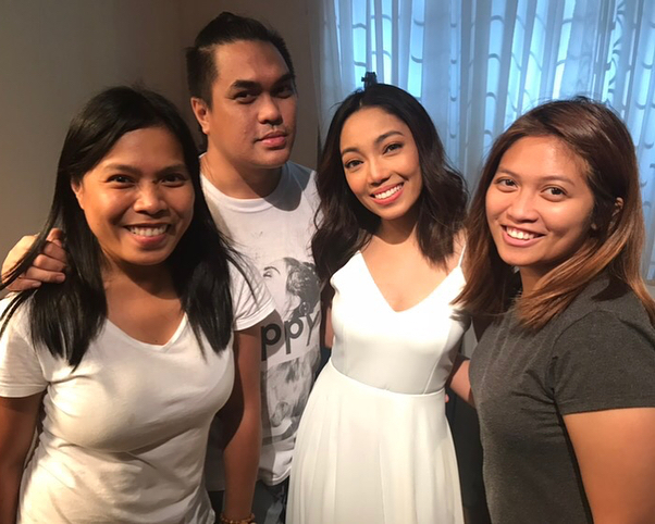 PHOTOS: Jona in the music video shoot of 'Dahil Mahal Na Mahal Kita'