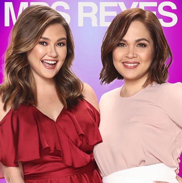 LOOK: Ang Dalawang Mrs. Reyes Publicity Photos
