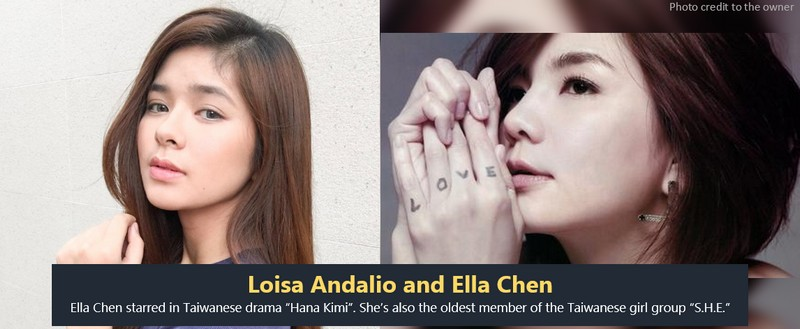 Prepare to be shookt by these Kapamilya celebrities' asian doppelganger