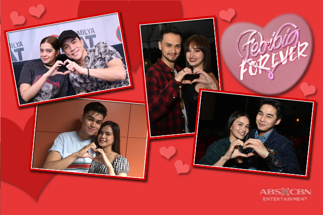 IN PHOTOS: Your fave celebrity pairs sending you some love this Valentine's Day