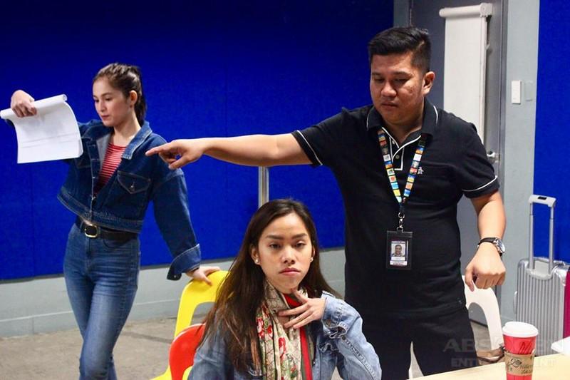 PHOTOS: Ilan sa mga paghahandang ginagawa nina JM at Barbie sa pagbabalik ng PHR