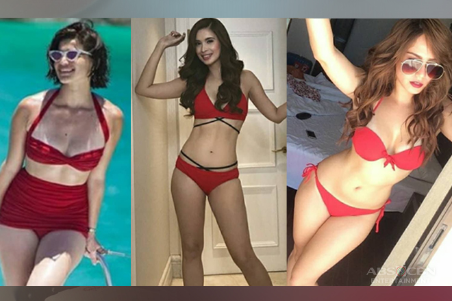 RED ALERT: Celebrities who are fearlessly wearing the color of love