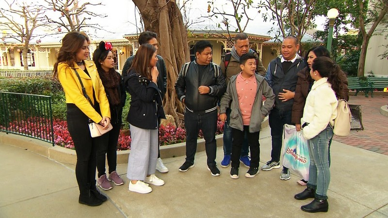"""Home Sweetie Home"" goes to Hong Kong Disneyland for an epic bonding"