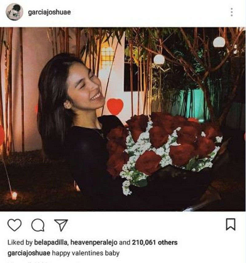 IN PHOTOS: Celebrities show their love for their special someone this Valentine's Day