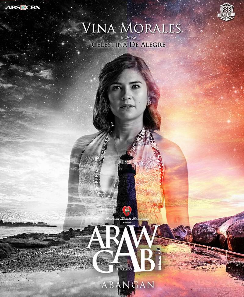 Ang mga karakter na aabangan mo sa PHR Presents: Araw Gabi