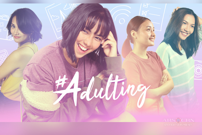 "iWant TV launches new original web series, ""#Adulting"""