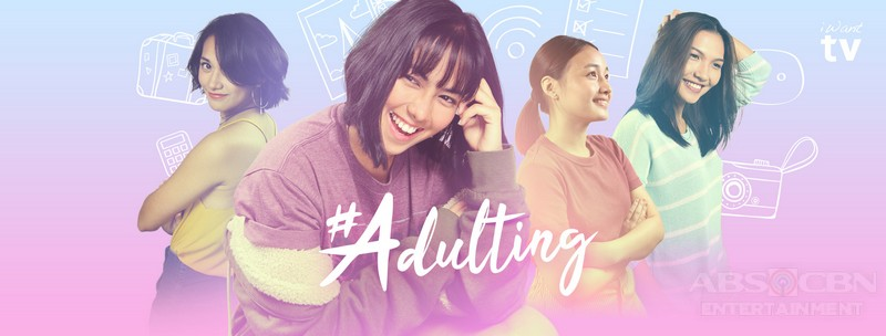 """iWant TV launches new original web series, """"#Adulting"""""""