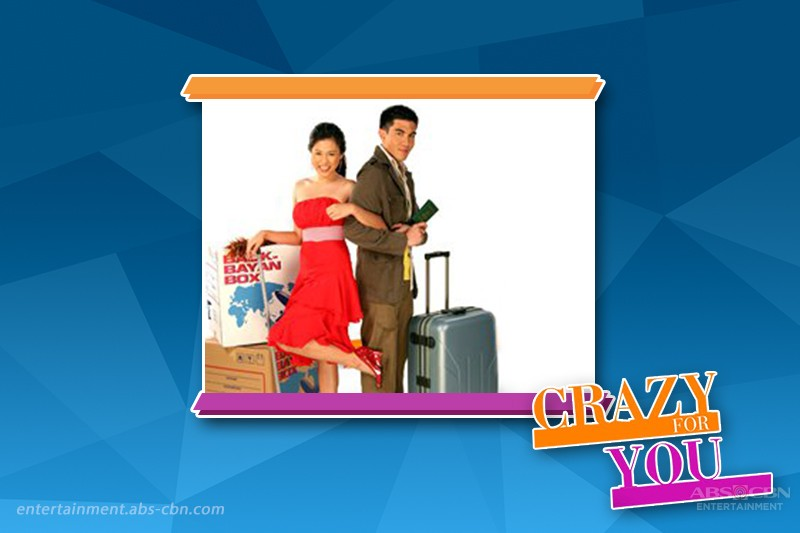 Toni Gonzaga and Luis Manzano in Crazy For You (2006)