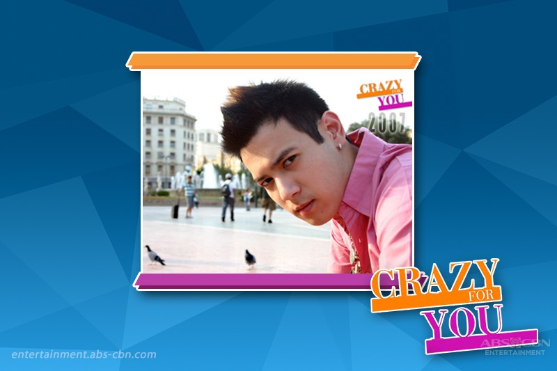John Prats as Paolo in Crazy For You (2006)