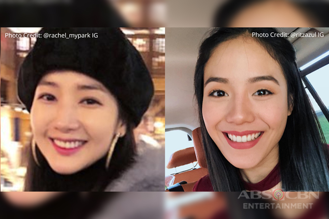 Prepare to be shookt by these Kapamilya celebrities' Asian doppelgangers