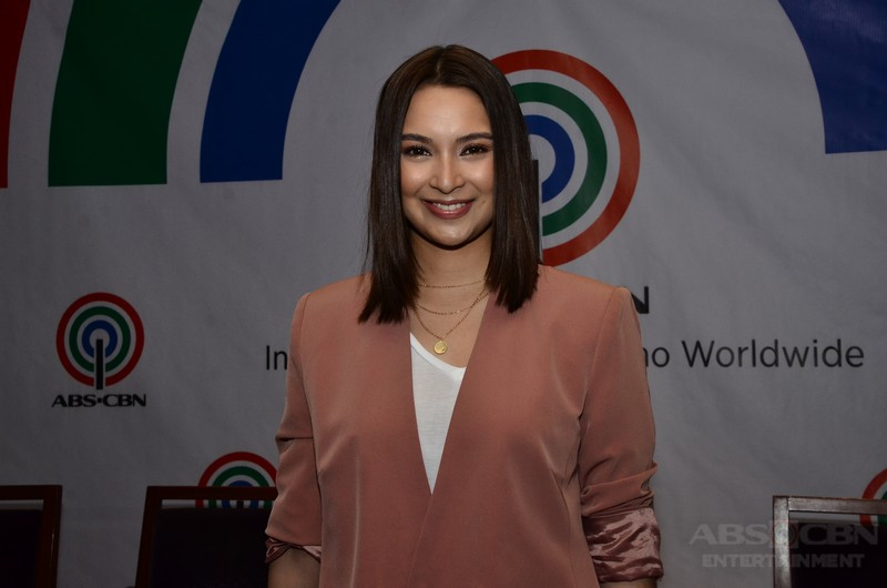 IN PHOTOS: Welcome to ABS-CBN, Ryza Cenon!
