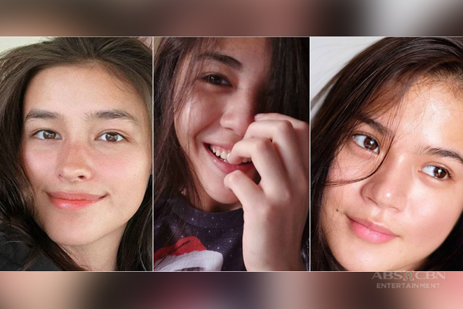 IN PHOTOS: See the real looks of your fave celebs w/o make up HERE!