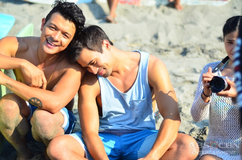 PHOTOS: Just Love Araw Araw with the stars of ABS-CBN's upcoming teleserye Halik