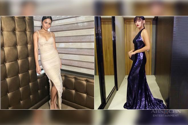 Kapamilya stars' OOTD at #HonoringEL3